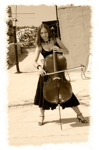 photo 4 of Alexandra NYC Cellist and Ensembles