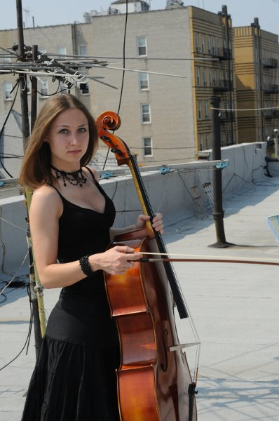 photo 5 of Alexandra NYC Cellist and Ensembles