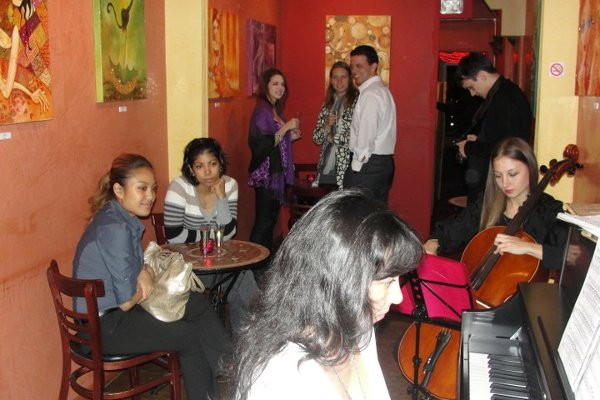 photo 14 of Alexandra NYC Cellist and Ensembles