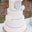 130x130 sq 1421262607624 downton abbey inspired wedding cake with ruffles