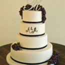 130x130 sq 1421263345132 wedding cake with grapes at morais vineyards