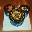 130x130 sq 1421267242161 disney mickey mouse ravens digital camo grooms cak
