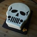 130x130 sq 1421267309457 jeep skull grooms cake