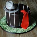 130x130 sq 1421267325031 mafia theme grooms cake