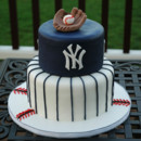 130x130 sq 1421267403242 new york yankees grooms cake