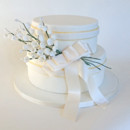 130x130 sq 1449603981065 lily of the valley wedding cake