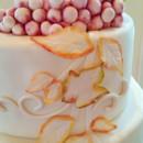 130x130 sq 1449605632350 fall leaves cake detail