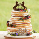 130x130 sq 1467467914 aefbef03f030f2d4 1453235263545 rustic naked cake with fresh berries