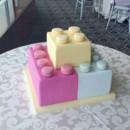 130x130 sq 1467468571535 lego wedding cake