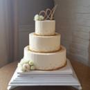 130x130 sq 1467469377055 gold pearls wedding cake