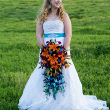 220x220 sq 1455404656308 beautiful bride portrait field monroe nc
