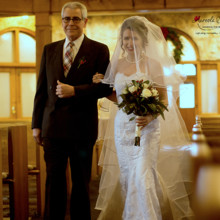 220x220 sq 1455404940757 bride father walk aisle church montreat nc