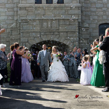 220x220 sq 1455404960304 ceremony bride groom exit bubbles concord nc