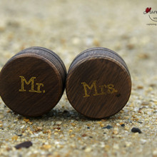 220x220 sq 1455405036550 mr mrs ring boxes lake lure nc wedding