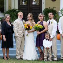 220x220 sq 1455405119778 traditional wedding family portrait monroe nc