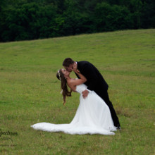 220x220 sq 1465334434058 bride groom dip in field marshville nc