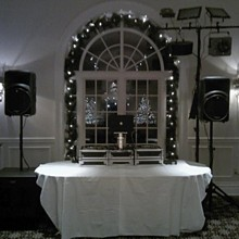 Dj nick tyler dj new middletown oh weddingwire for Decor international middletown oh
