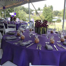130x130 sq 1462987250075 purpletableclothtablesetting