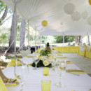 130x130 sq 1464807880631 yellow themed party decorations