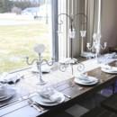 130x130 sq 1485530445561 all white table decor