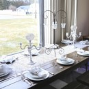 130x130 sq 1485532823510 all white table decor