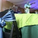 130x130 sq 1485532863049 navy blue organza chair sash