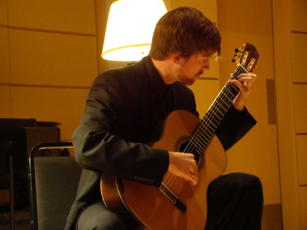 photo 6 of Nick Doak , Classical Guitarist