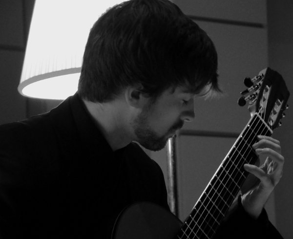 photo 1 of Nick Doak , Classical Guitarist