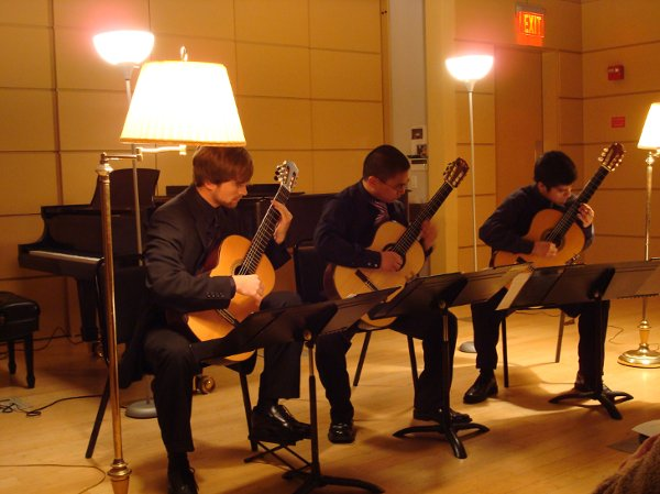 photo 4 of Nick Doak , Classical Guitarist