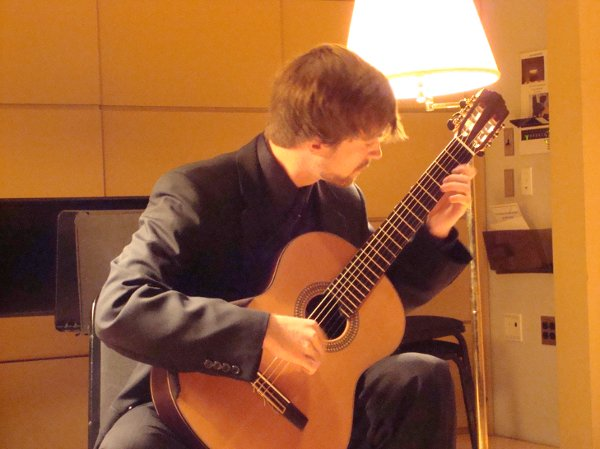 photo 3 of Nick Doak , Classical Guitarist
