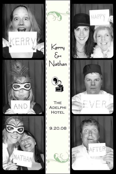 photo 17 of Saratoga Photobooth Company