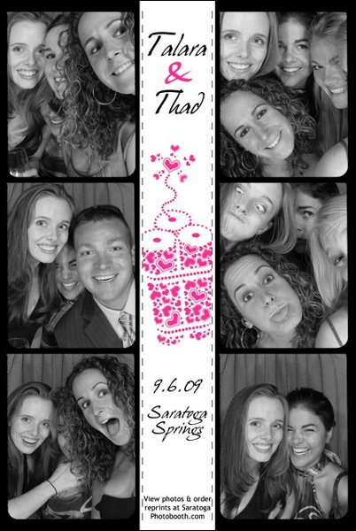 photo 3 of Saratoga Photobooth Company