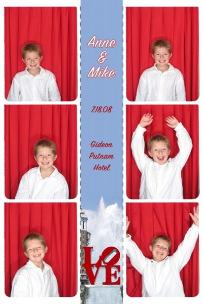 photo 18 of Saratoga Photobooth Company