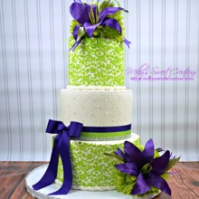 Milly\'s Sweet Creations - Wedding Cake - Cleburne, TX - WeddingWire