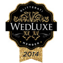 130x130 sq 1418923722888 wedluxe badge crest 2014 jpg