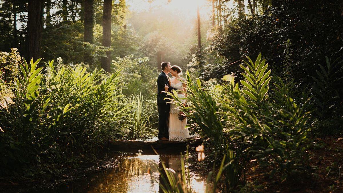Aldridge Gardens - Venue - Hoover, AL - WeddingWire