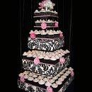 130x130 sq 1337642131715 blkandpinkcupcakes