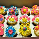 130x130 sq 1337644217977 25thbirthdaycupcakes