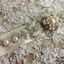 130x130 sq 1370219696001 bridal sash rhinestone crystal wedding sash viogemini