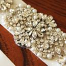 130x130 sq 1370219733627 bridal sash wedding belt crystal sash viogemini6
