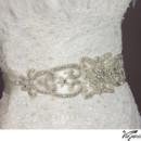 130x130 sq 1370219788844 wedding sash bridal belt rhinestone applique viogemini 2