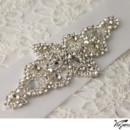 130x130 sq 1370219870693 bridal sash rhinestone applique viogemini