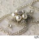 130x130 sq 1370219892387 bridal sash rhinestone applique viogemini