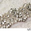 130x130 sq 1370219903523 wedding sasn rhinestone applique crystal applique 3