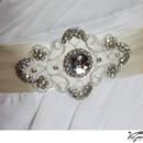 130x130 sq 1370219963903 wedding sash rhinestone applique2