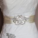 130x130 sq 1370219996907 wedding sash rhinestone applique10