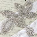 130x130 sq 1370220187984 bridal garter white wedding garter set garterqueen 2