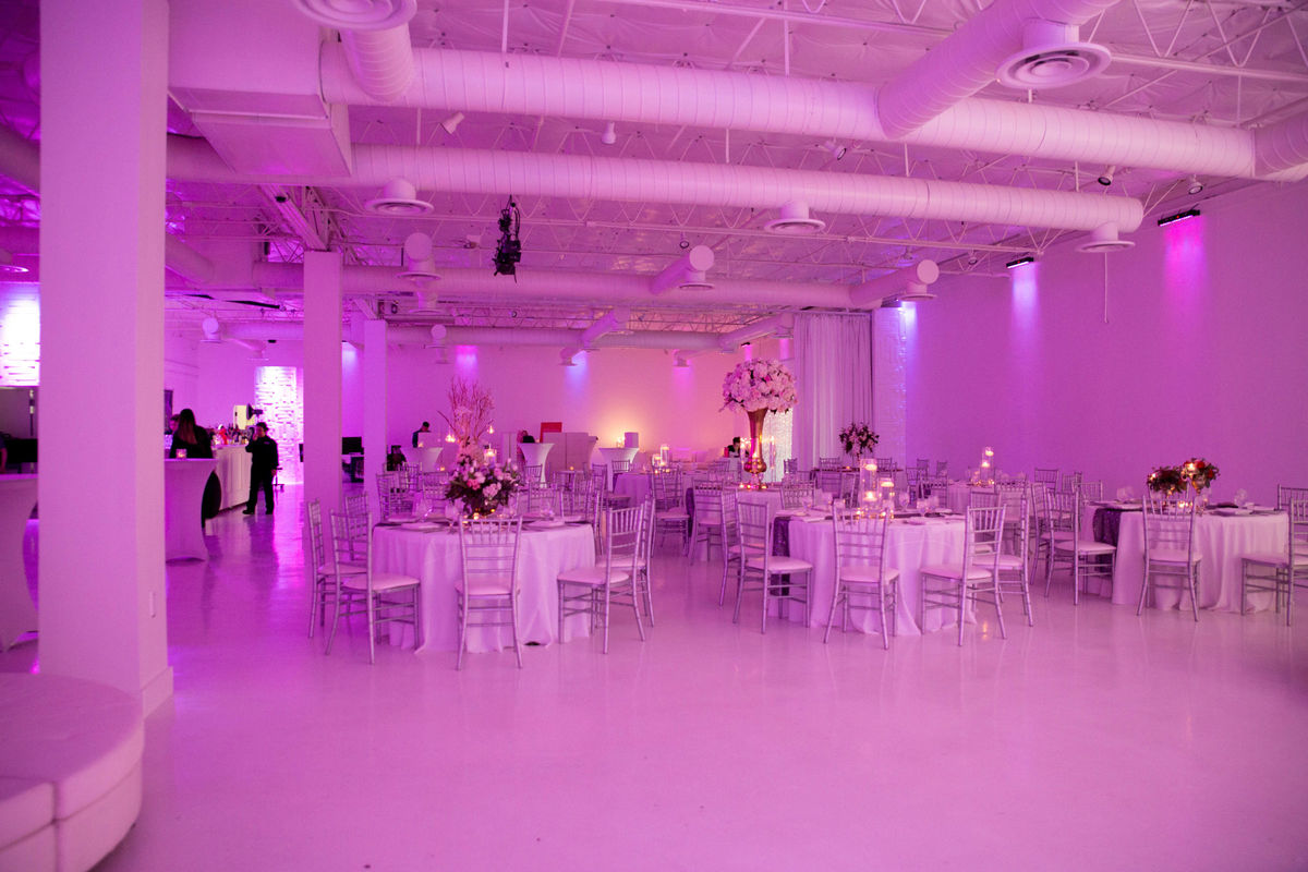 NUVO ROOM - Venue - Dallas, TX - WeddingWire