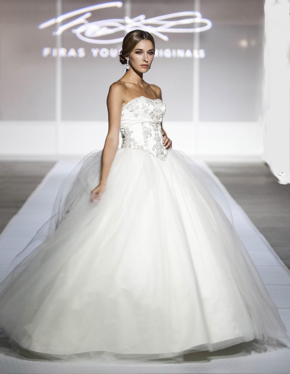 Firas yousif originals bridal dress attire boston for Wedding dresses in boston ma