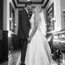 130x130 sq 1418062303219 black and white bride and groom loving gaze